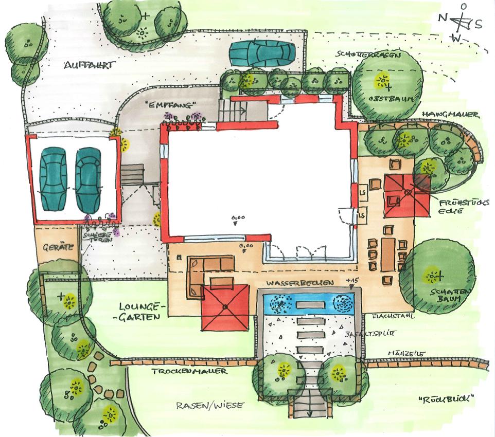 Garten Und Landschaftsbau Plan | saigonford.info