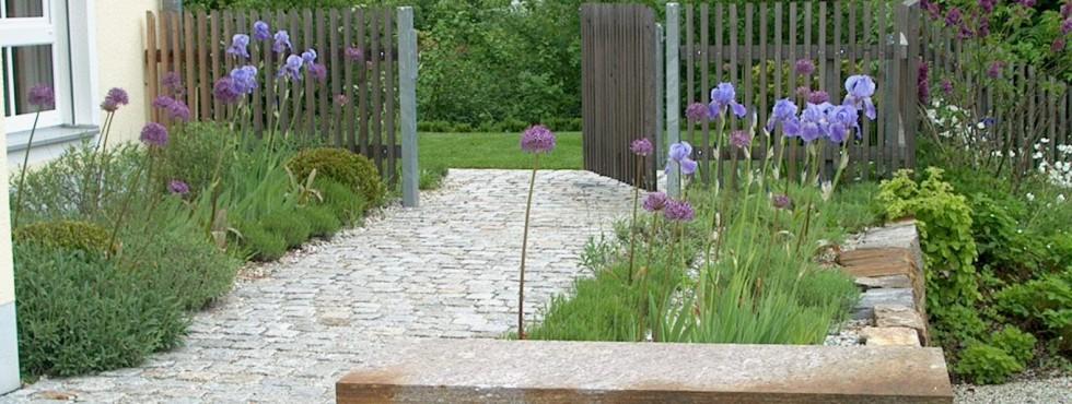 Galabau Richter Glashaus Garten Landschaftsbau Garten