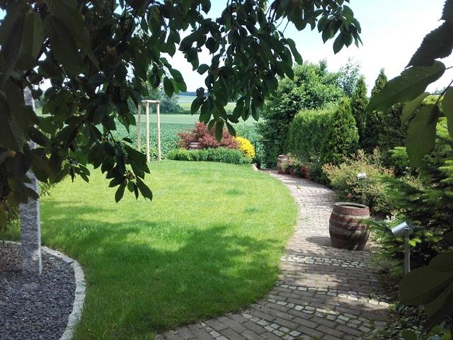 Garten mit weitblick galabau richter glashaus - Richter garten ...