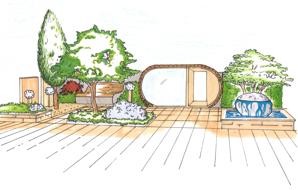 natur in pfaffenhofen 2017 galabau richter glashaus. Black Bedroom Furniture Sets. Home Design Ideas